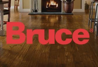 Bruce Hardwood Logo