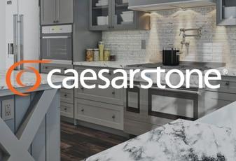 Caesrstone Quartz Countertops Logo
