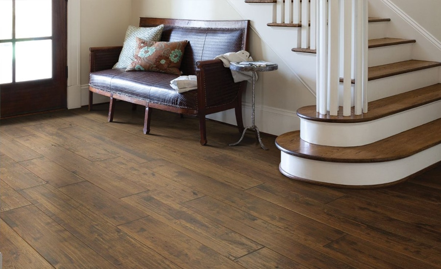 Shaw Floors' Rio Grande Engineered Hardwood Flooring