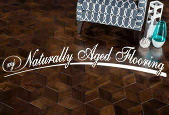 Naturally Aged Flooring