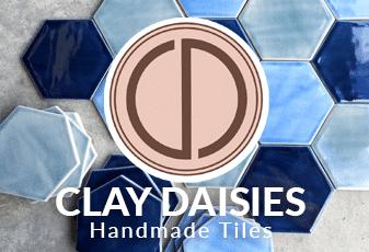 Clay Daisies